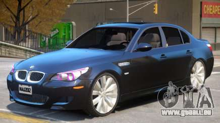 BMW M5 E60 M7 für GTA 4