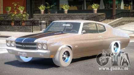 1973 Chevrolet Chevelle SS für GTA 4