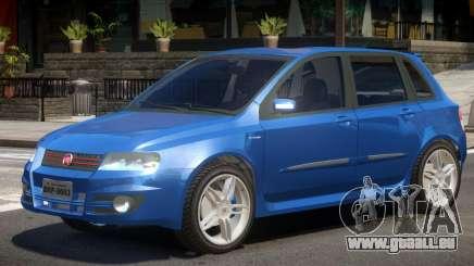 Fiat Stilo V1 pour GTA 4