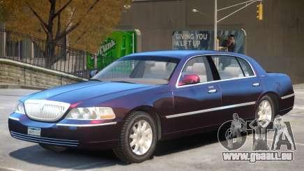 Lincoln Town Car V1 pour GTA 4