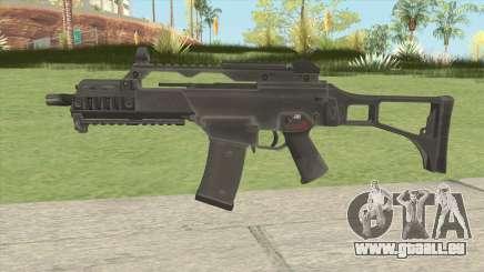 G36C (COD-MWR) pour GTA San Andreas