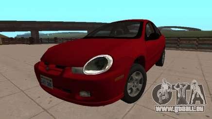 Dodge Neon Série 2002 pour GTA San Andreas