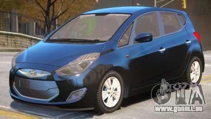 Hyundai IX20 V1 pour GTA 4