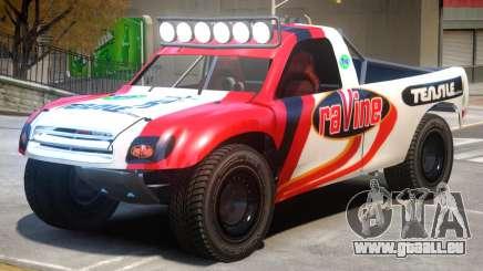 Toyota Tundra Sahara PJ3 für GTA 4