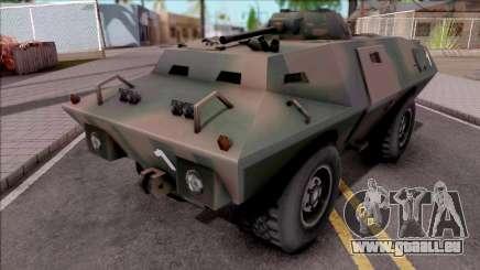 Swatvan Exercito Brasileiro für GTA San Andreas