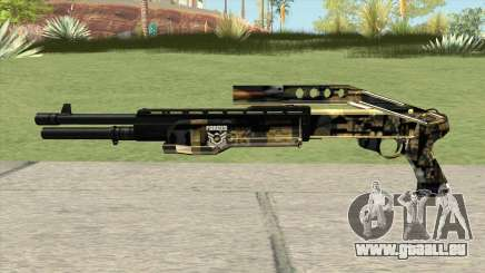 Shotgun (French Armed Forces) pour GTA San Andreas