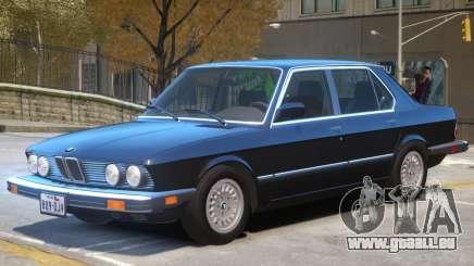 BMW 535 E28 V1.2 für GTA 4