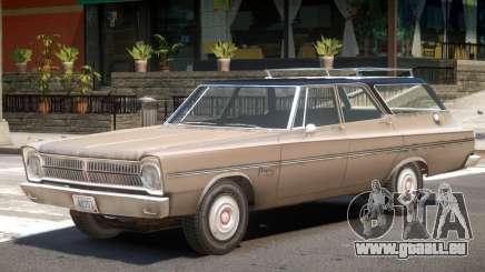1965 Plymouth Belvedere R3 pour GTA 4