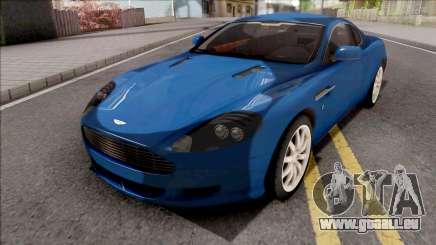 Aston Martin DB9 Full Tunable VehFuncs für GTA San Andreas