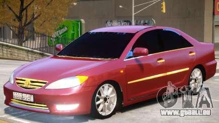 Toyota Camry V2.1 für GTA 4
