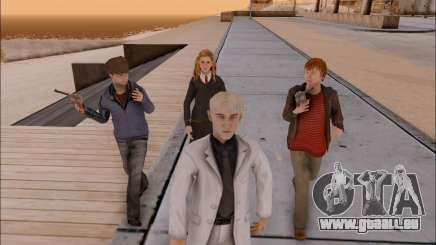 Draco Malfoy pour GTA San Andreas