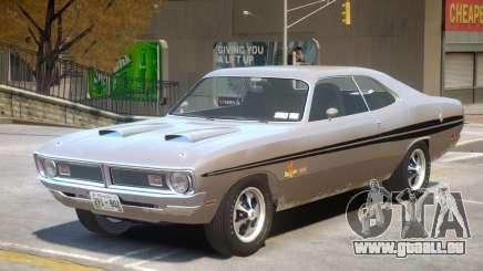 Dodge Demon R1 pour GTA 4