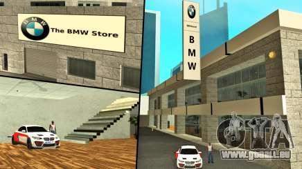 2019 concession BMW (BMW Store) pour GTA San Andreas