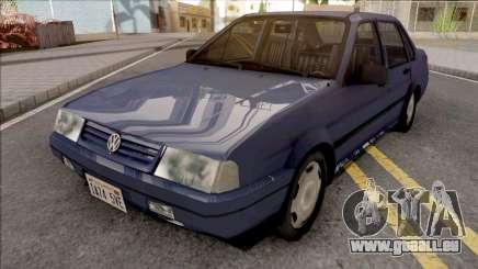 Volkswagen Santana 2000 Mi Comum pour GTA San Andreas