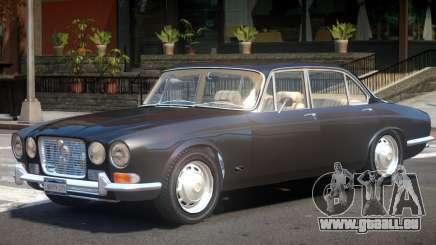 1972 Jaguar XJ6 pour GTA 4