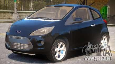 Ford Ka V1 für GTA 4
