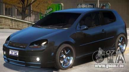 Volkswagen Golf GTI V1.2 für GTA 4
