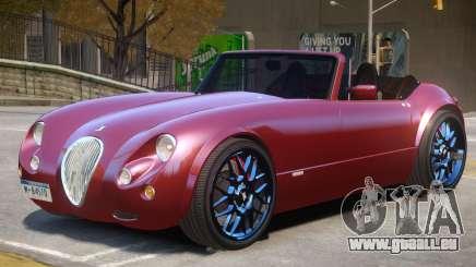 Wiesmann MF3 Roadster R2 pour GTA 4
