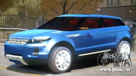 Rang Rover LRX V1 pour GTA 4