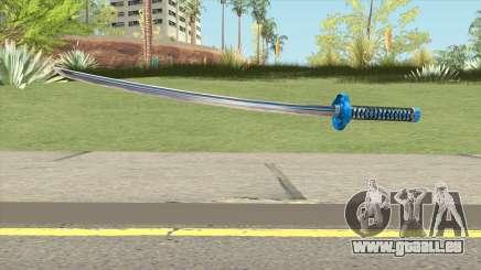 Blue Katana pour GTA San Andreas