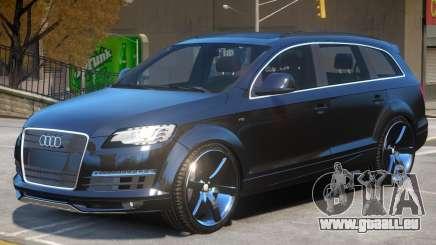 Audi Q7 SUV pour GTA 4