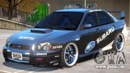Subaru Impreza Improved PJ2 pour GTA 4