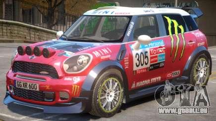 Mini Countryman Rally Edition V1 PJ2 für GTA 4