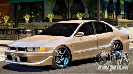 Mitsubishi Galant R2 für GTA 4