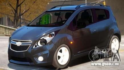 Chevrolet Spark V1 für GTA 4