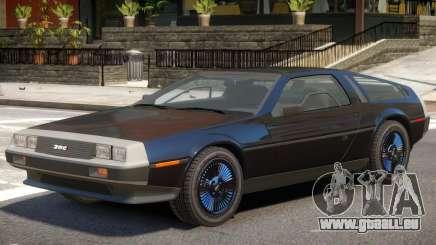 1982 De Lorean DMC 12 pour GTA 4