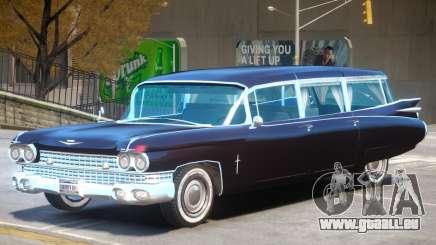 1960 Cadillac Miller V1 pour GTA 4