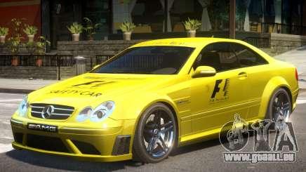 Mercedes CLK63 AMG V1 PJ1 pour GTA 4