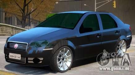 Fiat Siena V1 pour GTA 4