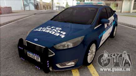 Ford Focus Policia Federal Argentina für GTA San Andreas