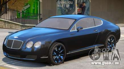 Bentley Continental GT V1 für GTA 4