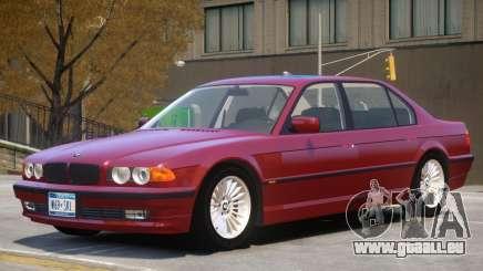 1999 BMW E38 V1 für GTA 4