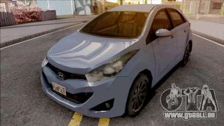 Hyundai HB20 2014 pour GTA San Andreas
