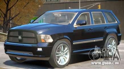 Dodge Durango V1 pour GTA 4