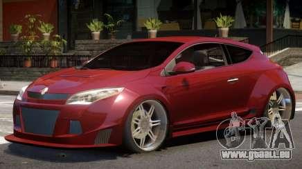 Renault Megane Tun pour GTA 4