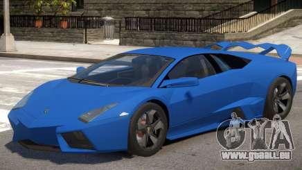 Lambor Reventon V1.1 für GTA 4