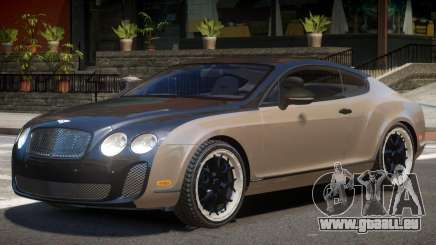 Bentley Continental V1.0 pour GTA 4