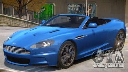 Aston Martin Volante V1.1 für GTA 4