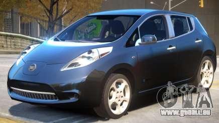 Nissan Leaf V1 pour GTA 4