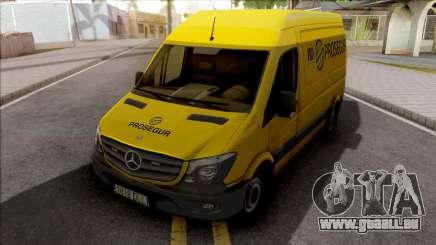 Mercedes-Benz Sprinter Prosegur für GTA San Andreas