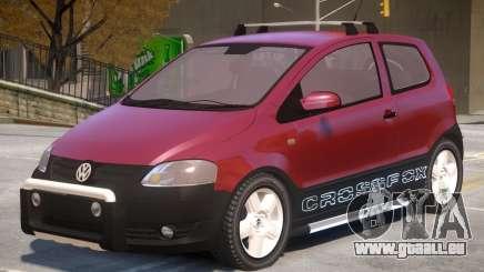 Volkswagen Fox V1 für GTA 4