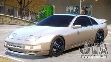 1994 Nissan 300 V1.1 für GTA 4