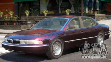 1994 Chrysler New Yorker V1 pour GTA 4