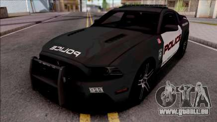 Ford Mustang Boss 302 2013 Police pour GTA San Andreas