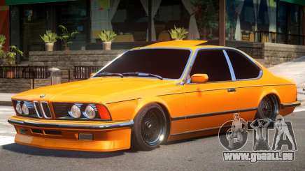 1986 BMW E24 V1 für GTA 4