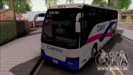 Volvo 9700 Autobuses Cuenca pour GTA San Andreas